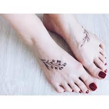 тату на ноге женские татуировки на ногах для девушек и парней что