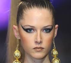 long f arabic eyes arabic style makeup