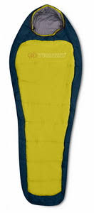 <b>Спальный мешок Trimm</b> Lite <b>IMPACT</b>, желтый (185/195, L/R ...