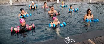 bangalore s best water aerobics exercises and cles