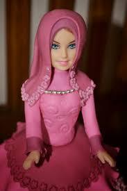 galeri gambar kartun berbie berhijab gambar boneka barbie muslim cantik