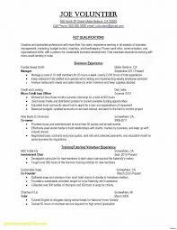 High School Resume Template Simple 48 Best Of High School Resume Samples Best Job Resume Templates