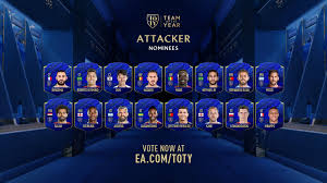 FIFA 20's Team of the Year Voting Has Begun