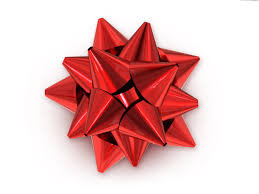 Red bow   PSDGraphics