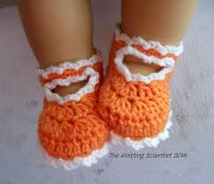 Free Crochet Patterns For Baby Booties Simple Ideas