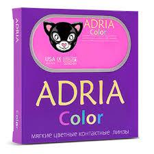 Купить Adria <b>Color 1</b> Tone (2 линзы) - цветные <b>контактные линзы</b>