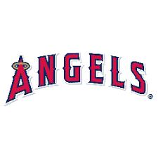 Los Angeles Angels Wordmark Logo | Sports Logo History