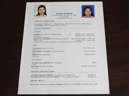 How To Create Perfect Resume My Best The 2015 Vozmitut
