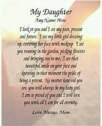 Beautiful Quotes For Daughters Birthday Best of A Beautiful Letter To Your Daughters Raising Daughters
