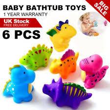 Bath <b>Floats</b> Dinosaurs <b>Baby</b> Bath Toys for sale | eBay