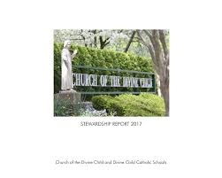 Annual Report 2017 by Church of the Divine Child - issuu