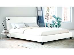queen size leather bed queen size leather bed frame collection white platform modern leather queen size