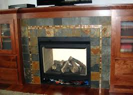ceramic tile fireplace wall paint slate surround glass pictures can ceramic tile around fireplace be painted