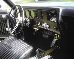 1970 CHEVROLET MONTE CARLO SS COUPE - 64259