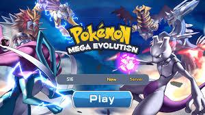 Pokemon Mega Evolution Game - Top 10 Android Games