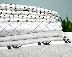 this is modern baby bedding at its best  project nursery