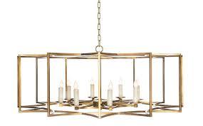starlight hollywood regency gold cage