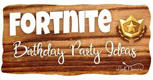 Free 13th Birthday Invitations Fortnite Birthday Party Invitations Free The Fortnite