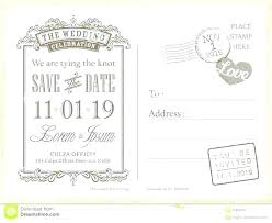 Save The Date Template Psd