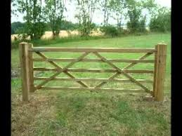 farm fence gate. Wooden Gates Farm Fence Gate I