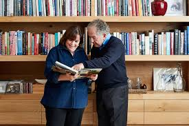 Ina Garten S Husband Jeffrey Says He S Embarrassed By Fans