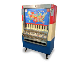 Vintage Vending Machines Cool ArtOMat Vintage Cigarette Vending Machines Recycled To Dispense