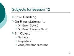 Fein Bei Fehler Resume Next Vba Excel 2010 Zeitgenossisch Beispiel