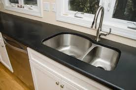 absolute black honed granite countertops