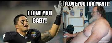 Image result for manti te'o girlfriend