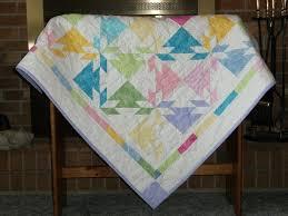 54 best Hunters star images on Pinterest | Quilt patterns, Star ... & Orion Star Baby Quilt Adamdwight.com