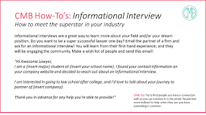 thecolormeb cmb how to email templates cmb how to s informational interview email