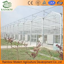 china low cost venlo glass greenhouse for ecological agriculture china venlo greenhouse glass greenhouse