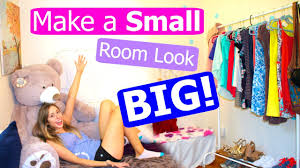 How To Make Your Room Look Bigger 10 Tips Lifehacks To Make Your Room Look Bigger Youtube