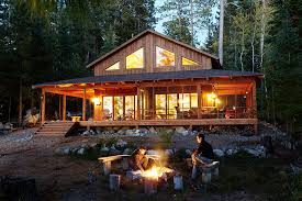 Incredible Rustic Cabin Furniture Decorating Ideas Gallery in Exterior  Traditional design ideas