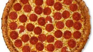 get a free one topping pizza from