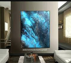 large wall prints interior large acrylic painting on canvas abstract painting canvas art large in large large wall