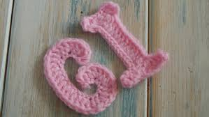 Crochet Letters Patterns Magnificent Crochet Letter Seatledavidjoelco