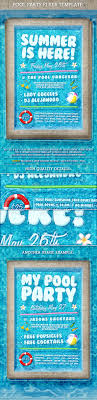 pool party flyer template com pool party flyer template