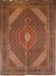tabriz rug an indian rug knotted to a tabriz design