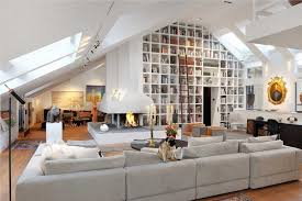 Large studio apartments Layout Design This Space Isnt Exactly The Typical Beautiful Abodes Beautiful Abodes The Studio Apartment That Reaches For New Heights