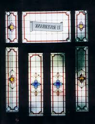 edwardian stained glass ed103