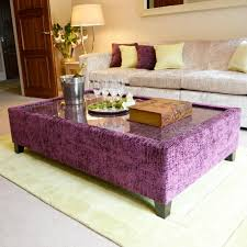 Fabric Coffee Table | Home For You