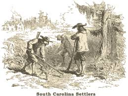 Image result for old picture of Charleston in 1710