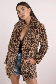 cotton candy wild at heart multi faux fur coat