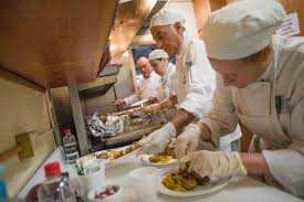 Soup Kitchen Meal Valley Forge Tourism Board Prepares Gourmet Meal At Norristown