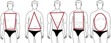 Swimsuit Body Type Chart Mens Body Shape Guide Fat Skinny Muscular Dress Your