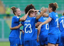 Calcio Femminile - Qualificazioni Euro 2021: Italia super a Palermo,  Girelli e Giugliano asfaltano la Bosnia