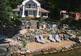 Small Picture Design Boulder Retaining Wall Design Inspiring Garden and