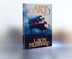 Biographie De L Ron Hubbard Artiste Et Philosophe Livre Dart