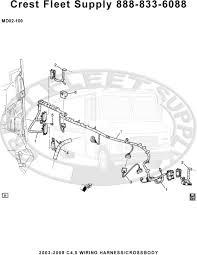 group listing 02 starter motor w k67 heavy duty starter motor · starter motor mounting heat shield exc lp4 l21 · wiring harness air dryer · wiring harness body